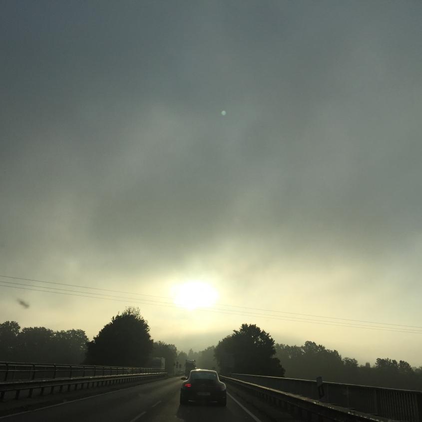 Fahrt mit Lichtblick