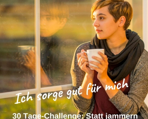 30 Tage Challenge Statt Jammern