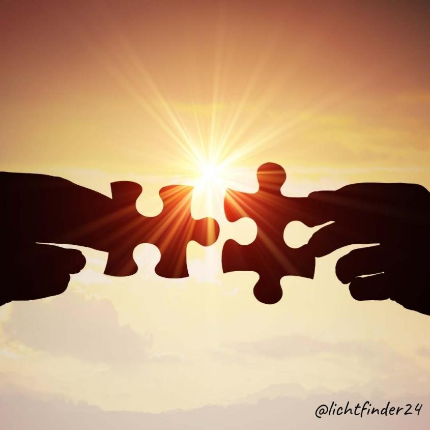 Der perfekte Partner / Die perfekte Partnerin
