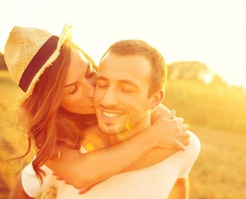 Liebe wie im Märchen
